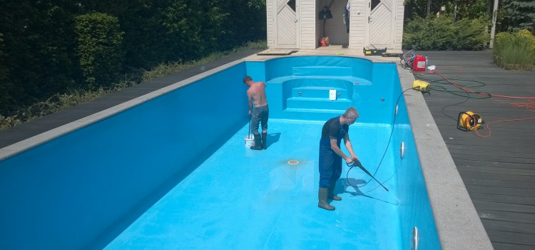 Czyszczenie basenu